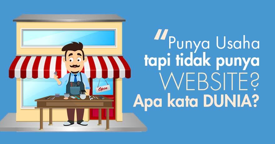 buat web toko online
