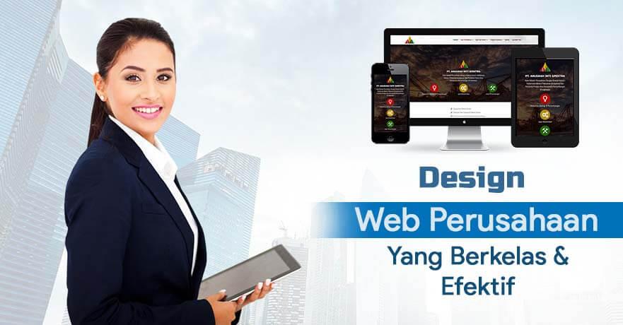 Jasa Pembuatan Website Perusahaan Profesional & Berkelas